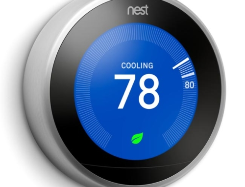 "Is it time for your ""Dumb"" thermostat to retire? Maybe it's time for a new smart Nest Thermostat!"
