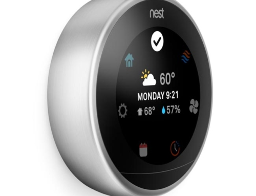 Get a Nest Smart Thermostat Today!
