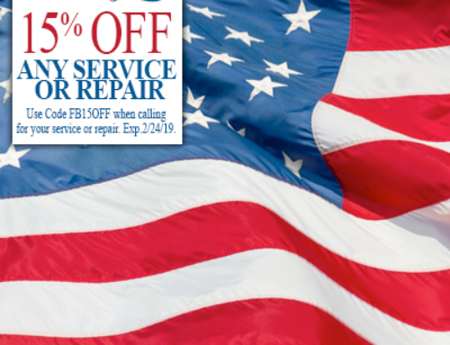 15% Off ANY Service or Repair